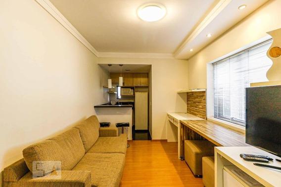 Apartamento Para Aluguel - Brooklin, 1 Quarto, 30 - 893108485