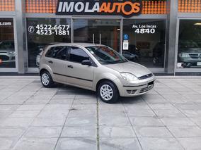 Ford Fiesta 1.6 Ambiente 5 Puertas 2006 Imolaautos-