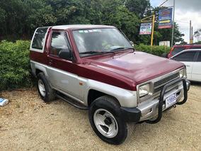 Daihatsu Feroza 1991 Negociable