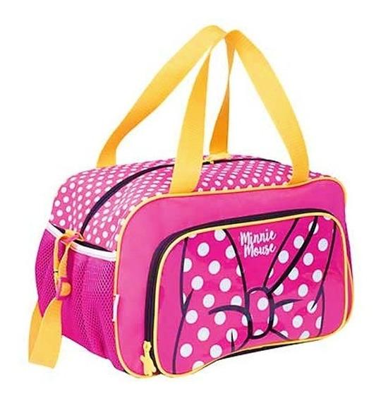 Bolsa Infantil Sacola Grd Minnie Minie 19y Sestini 065299-00