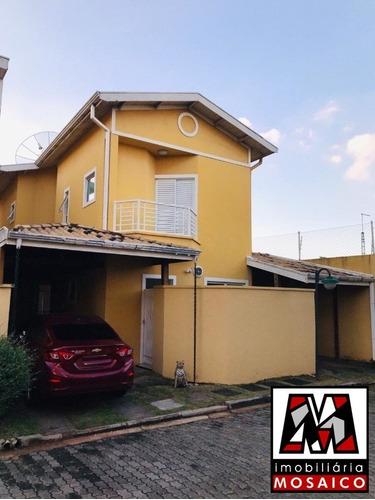 Imagem 1 de 29 de Sobrado, Condomínio Ao Lado Da Av Nove De Julho Em Jundiaí, Boa Localização, Próximo Da Rodoviária - 95059 - 4492211