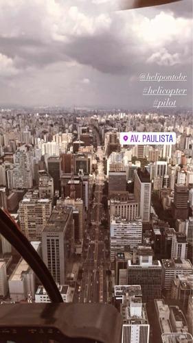 Voo Panorâmico Passeio De Helicóptero Em São Paulo