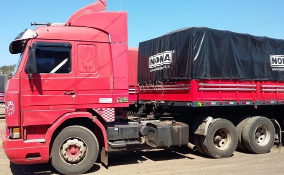 Scania 113h 360 Top Line + Carreta Ls 1998