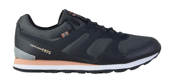 Zapatillas Mujer Topper Tilly Mujer Retro Gris Coral