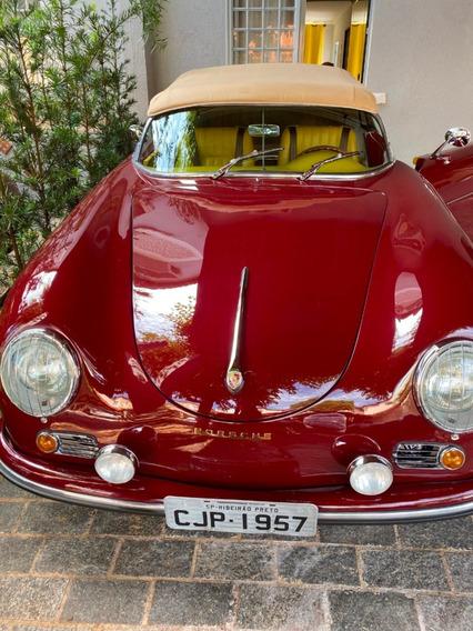 Porsche Speedster 356 Vinho