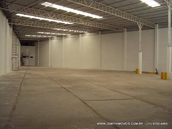 Comercial Para Aluguel, 0 Dormitórios, Parque Alexandre - Cotia - 1273