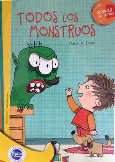Todos Los Monstruos - Dario Levin * Hola Chicos