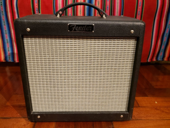 Amplificador Fender Pro Junior Iii 15w Valvular Groove Tubes