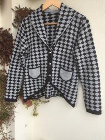 Casaco De Lã Poá