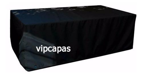 Capa Sinuca / Bilhar 2,30 X 1,30 Premium Corino Impermeável
