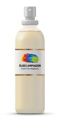 Oleo Post Depilatorio Limpiador Humectante 500ml Collage