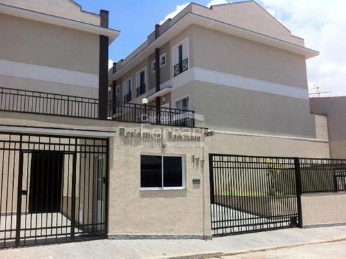 Sobrado Em Condomínio Fechado - Santana 2 Suites E 2 Vagas - Cf26597