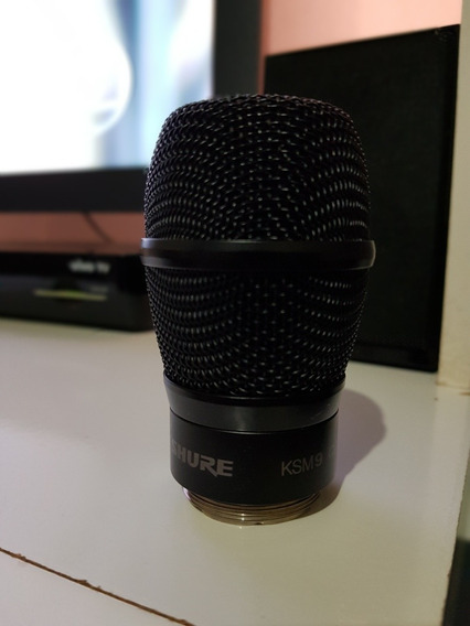 Microfone Cápsula Shure Ksm9 Rpw 184 - Menor Valor