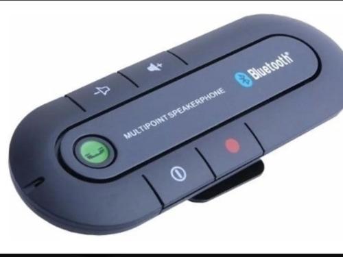 Transmisor Fm Bluetooth Radio Llamadas Cargador Manos Libres