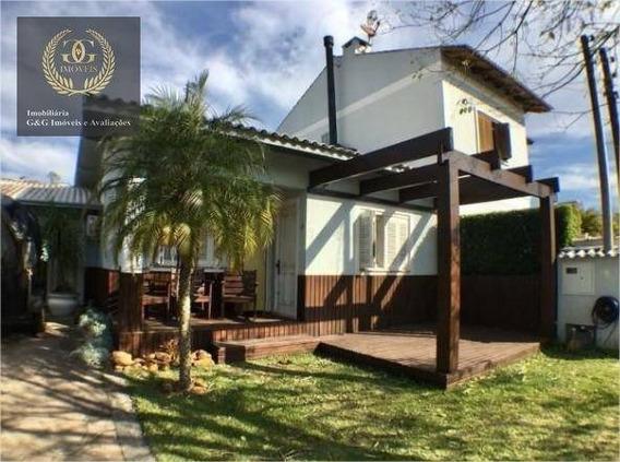 Casa Residencial Para Locação, São Lucas, Viamão. - Ca0203