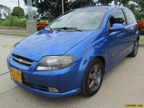 Chevrolet Aveo Edicion Especial Gt