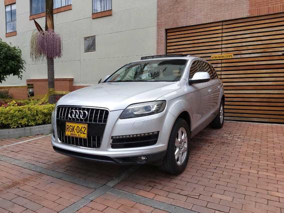 Audi Q7 7 Puestos Luxury