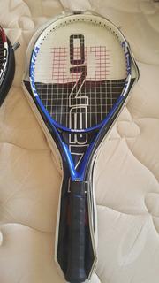 Raqueta De Tenis Wilson Nano Y Head Nano Titanium Las Dos