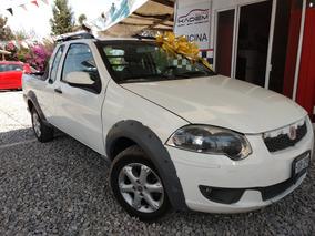 Fiat Strada 1.6 Trekking Cabina Extendida Mt 2013