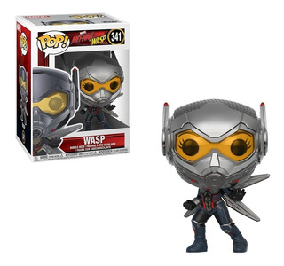 Funko Pop Marvel Ant-man And The Wasp - Wasp #341 Original