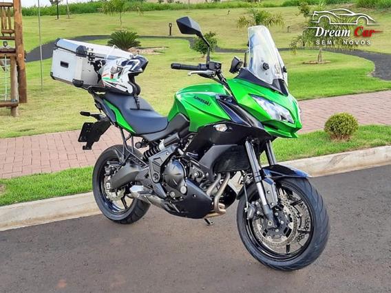 Kawasaki Versys 650 Verde 2016