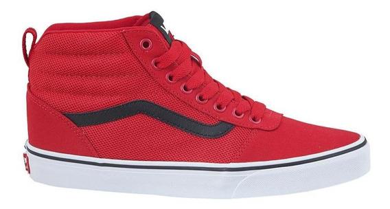 Tenis Vans Sk8-hi Rojo Hombre