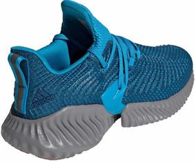 Tenis adidas Alphabounce Azul (#26 Al 27.5 Mx) Con Su Caja!