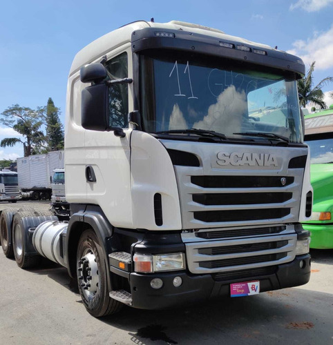 Scania G420 Semi-automatico Ou Manual Ar Condicionado 2011