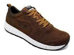 Tenis Everlast Race 300 Original Masculino Marrom