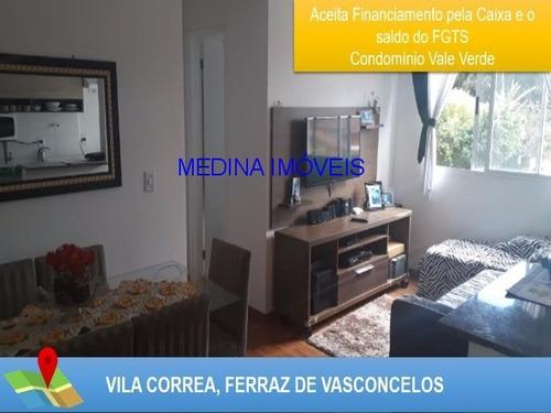 Imagem 1 de 22 de Apartamento Em Ferraz De Vasconcelos - Ap00176 - 32472128