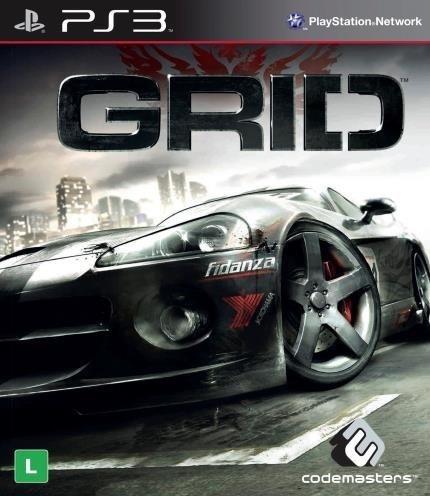 Grid (mídia Física) - Ps3