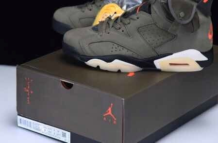 Nike Jordan 6 Retro Travis Scott