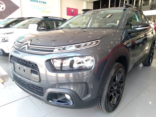 Citroën C4 Cactus 2021 1.6 Vti 115 At6 Shine Bi Tono