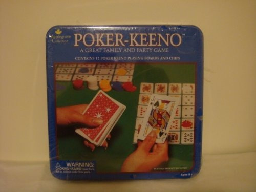 Poker - Juego Keeno Family Party