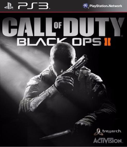 Call Of Duty Black Ops 2 (mídia Física) - Ps3