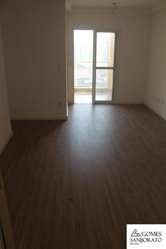 Imagem 1 de 14 de Apartamento Para A Venda No Bairro Jardim Bela Vista Em Santo André - Sp . - Ap01673 - 69673809