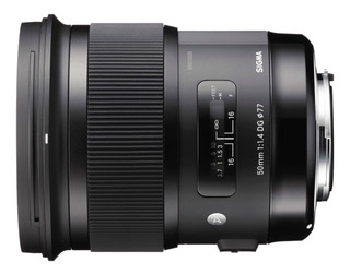 Lente Sigma 50mm F1.4 Art Para Nikon 4 Años Garantía Oficial