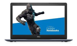 Notebook Dell Quadcore 4gb 1tb 15.6 Full Hd - Ideal Arquitectura Y Diseño Win 10 - Nuevas Garantia Factura A Y B