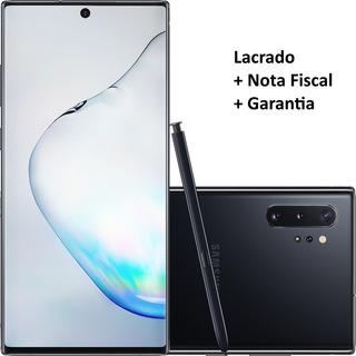 Celular Samsung Galaxy Note 10 Plus Preto 256gb 12gb Ram