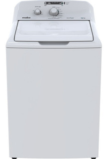 Lavadora Automática 16 Kg Blanca Mabe - Lma76112cbab0