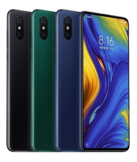Celular Mi Mix 3 6gb Ram 128gb Tela 6,39 Octa Core Global