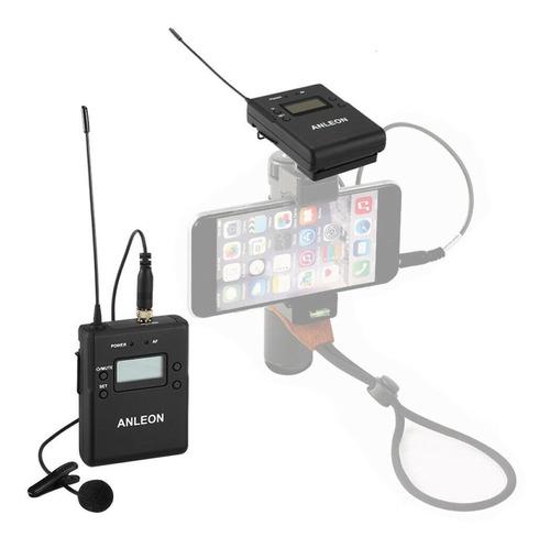 Sistema Inalambrico Anleon P1p Microfono Para Celulares