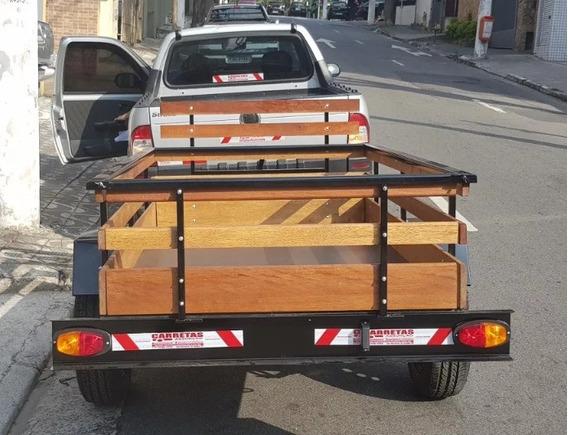 Carretinha Carreta Fazendinha 2,20 X 1,10 R$2890,00. 12 X