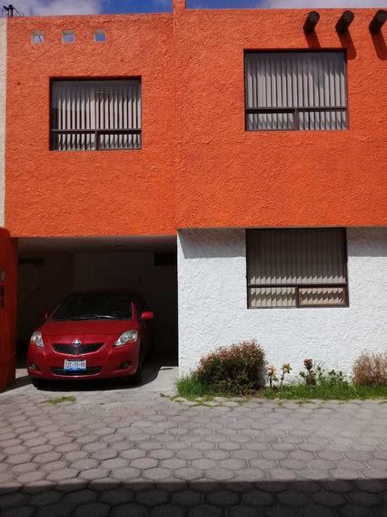 Casa Amueblada En Puebla P/ Renta A 5 Min. De Galerias Serda