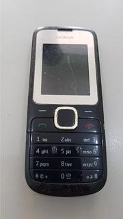 Celular Nokia C 2 - 00 Para Retirar Peças Os 7483