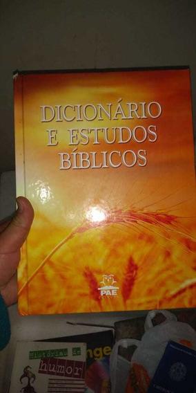 Vendo Livro De Teologia Mas Dicionário Bíblico Mas Atlas Bi