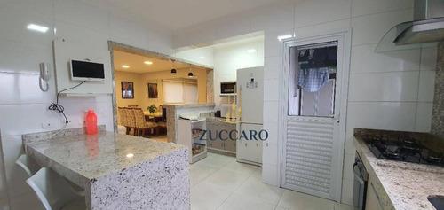Apartamento À Venda, 143 M² Por R$ 950.000,00 - Vila Rosália - Guarulhos/sp - Ap15313