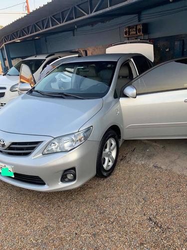 Imagem 1 de 8 de Toyota Corolla 2012 2.0 16v Xei Flex Aut. 4p