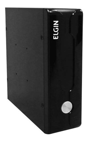 Imagem 1 de 2 de Cpu  Elgin E3 Nano J1800 120gb Ssd 2.41ghz 4gb C/ Nf