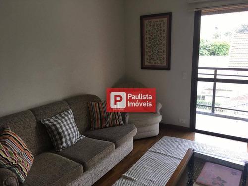 Apartamento À Venda, 128 M² Por R$ 1.165.000,00 - Alto Da Boa Vista - São Paulo/sp - Ap30045